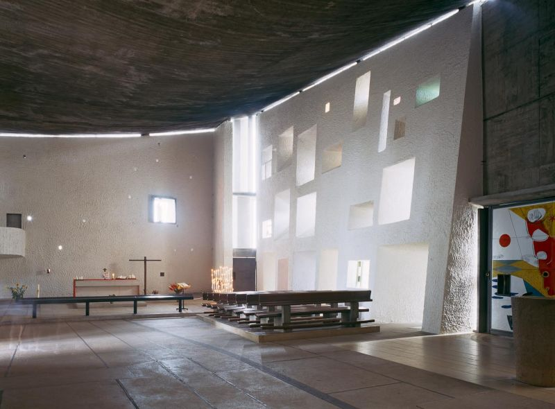 palladium photodesign chapelle notre dame du haut ronchamp. Black Bedroom Furniture Sets. Home Design Ideas